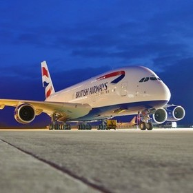 BRITISH AIRWAYS' AIRBUS	A380