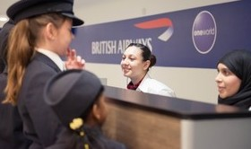 MORE THAN 32,500 KIDS TRY THEIR HANDS AT BRITISH AIRWAYS' AVIATION ACADEMY IN THE FIRST SIX MONTHS
