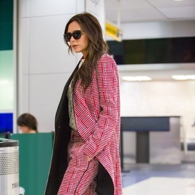 VICTORIA BECKHAM NAMED THE WORLD'S BEST DRESSED TRAVELLER