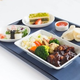 PRE-ORDER MEALS NOW AVAILABLE ON LONG-HAUL FLIGHTS FROM GATWICK