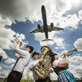 SOME OOMPAH FOR NEW GERMAN ROUTES FROM LONDON CITY AIRPORT