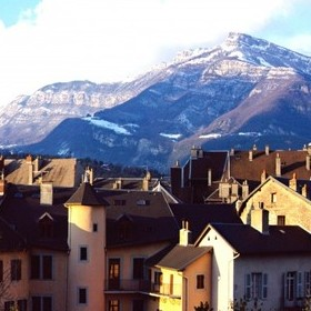 NEW FRENCH ALPINE ROUTE FROM STANSTED