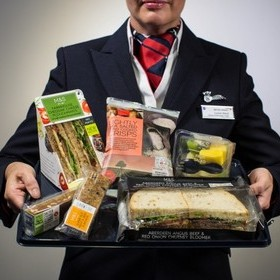 BRITISH AIRWAYS AND MARKS & SPENCER JOIN FORCES TO PROVIDE BEST FOOD IN THE SKY FOR SHORT-HAUL CUSTOMERS