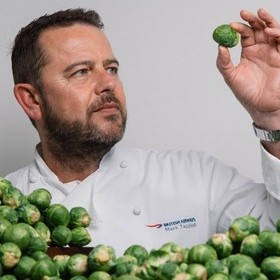 BRITISH AIRWAYS KICKS OFF CHRISTMAS WITH 300,000 SPROUTS