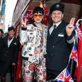 JESSIE J BRINGS A SLICE OF BRITAIN TO JAPAN