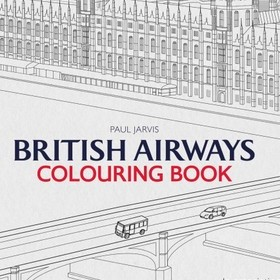 AIRLINE COLOURING BOOK SET TO FLY OFF THE SHELVES