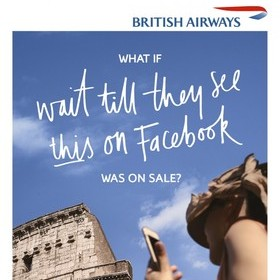 MAKE YOUR 2017 #UNFORGETTABLE WITH BRITISH AIRWAYS' WORLD SALE