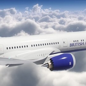 BRITISH AIRWAYS POWERS ITS FUTURE BY TURNING HOUSEHOLD RUBBISH INTO JET FUEL