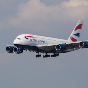 BRITISH AIRWAYS ANNOUNCES FIRST A380 SERVICE IN CHICAGO