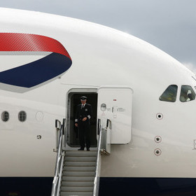 BRITISH AIRWAYS CELEBRATES THE DOUBLE AS BOSTON WELCOMES THE SUPERJUMBO AND A NEW LUXURIOUS LOUNGE
