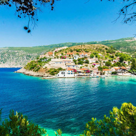 GET ME TO THE GREEK: BRITISH AIRWAYS LAUNCHES NEW ROUTE TO KEFALONIA