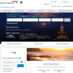 BA.COM WELCOMES NEW LOOK AND UPDATED FEATURES