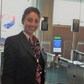 TIME FLIES FOR BRITISH AIRWAYS CUSTOMERS AS AIRLINE TRIALS CUTTING EDGE BIOMETRIC TECHNOLOGY AT FOUR US AIRPORTS