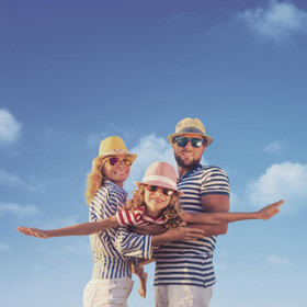 FAMILIES FLYING HIGH THIS SUMMER WITH KIDS GO FREE