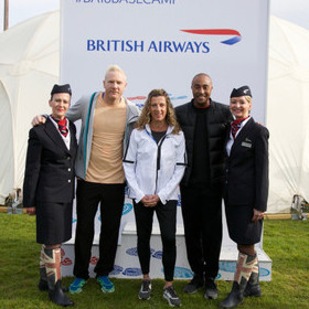 BRITISH AIRWAYS RUN GATWICK EVENT HITS FULL SPEED