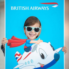 BRITISH AIRWAYS CELEBRATES AWARD FOR WORLD-CLASS FAMILY TRAVEL AS 150,000 CUSTOMERS USE AIRLINE'S DEDICATED FAMILY ZONE