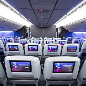 CENTENARY IN THE SKY: BRITISH AIRWAYS LAUNCHES BA100 IN FLIGHT ENTERTAINMENT CHANNEL