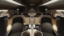 787-9 First cabin