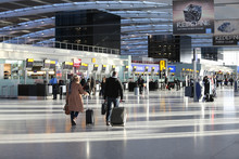 The concourse at Heathrow Terminal 5