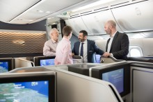 British Airways unveils plans for Club World