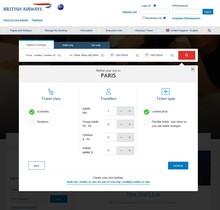 ba.com trip details