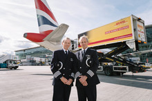 Twin captains - Jeremy and Nick Hart retire on their 60th Birthday
