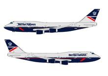 British Airways - CLEARED FOR LANDOR: THIRD HERITAGE LIVERY