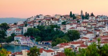 Skiathos now direct from London City