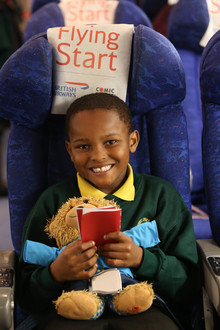 Flying Start is the British Airways charity