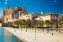 New Palma route from Manchester