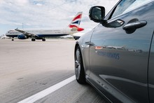 British Airways' premium transfer drive service