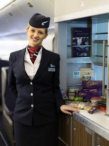 British Airways - TOP FLIGHT LONG-HAUL SNACKS FOR CLUB KITCHEN