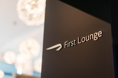 New BA Lounges at Gatwick