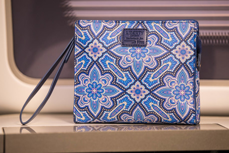 Liberty London Washbags