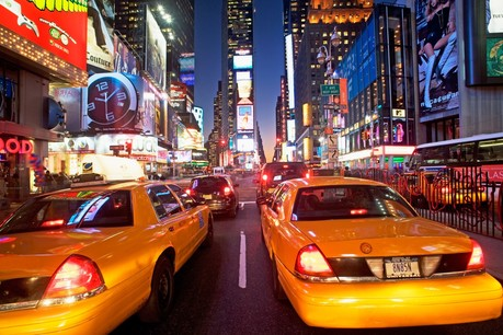 Taxis, New York