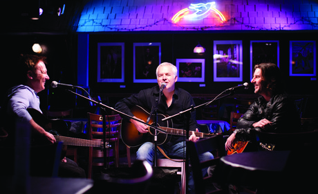 Bluebird songwriters in the round