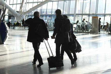 Customers arrive at Heathrow Terminal 5