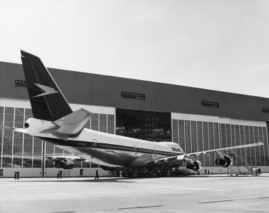 Engineering An Airline: 747 at British Airways Engineering, Heathrow