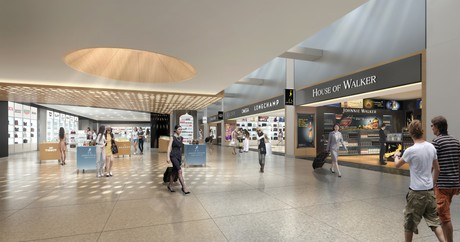 New York JFK new retail area 1
