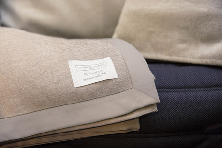 British Airways partners with The White Company