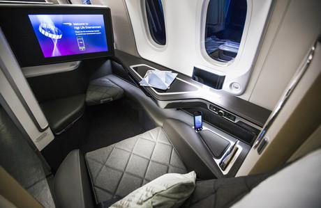 New British Airways First Class Seat - Boeing 787-9