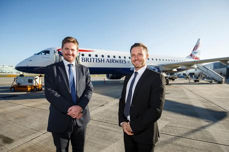 London City-Reykjavik route launch