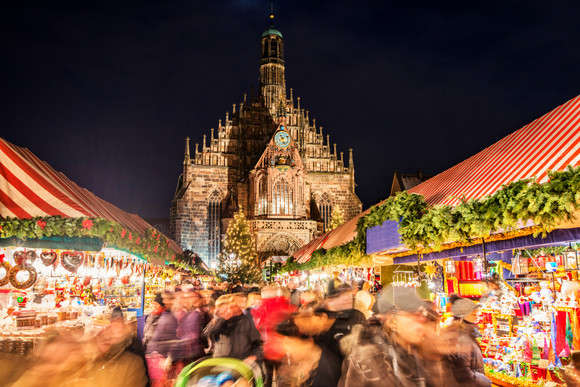 Nuremberg Christmas Market.British Airways Merry Christmas Market Deals From 99 With