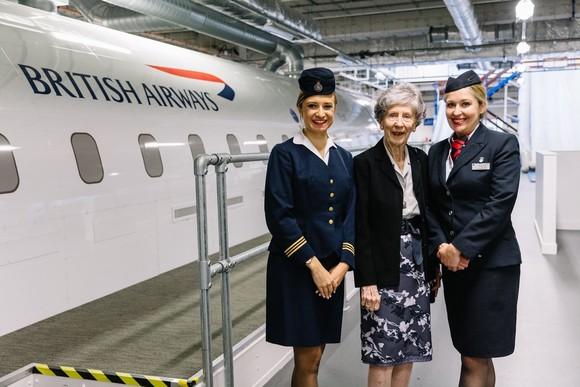 British Airways - BRITISH AIRWAYS CELEBRATES 60 YEARS SINCE