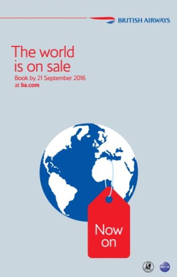 british airways sale - photo #18