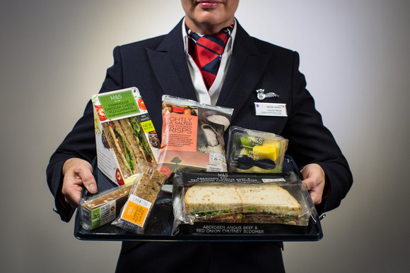British Airways announces partnership with Marks & Spencer