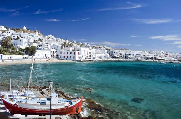 New Mykonos route from Manchester