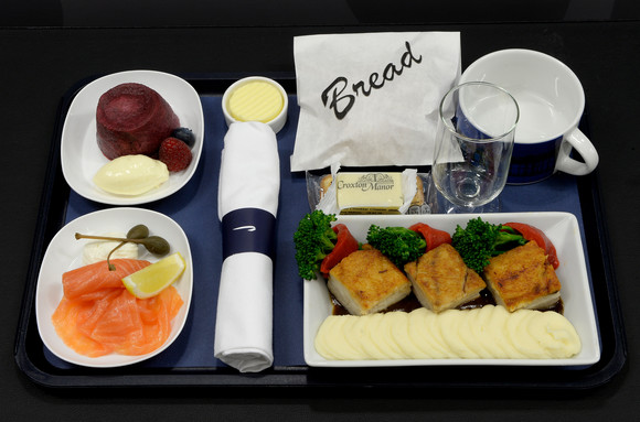 British Airways Pre Order Meals For Premium Cabins