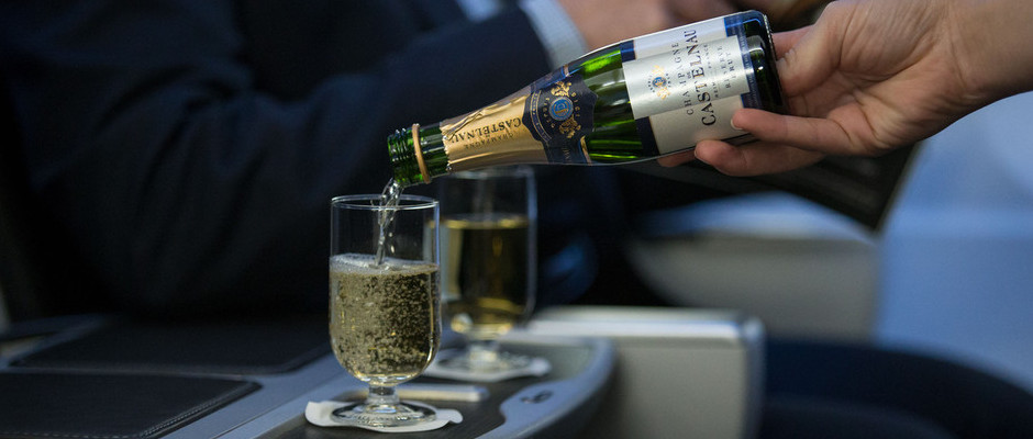 POP OFF TO EUROPE WITH BRITISH AIRWAYS' NEW SHORT-HAUL CHAMPAGNE