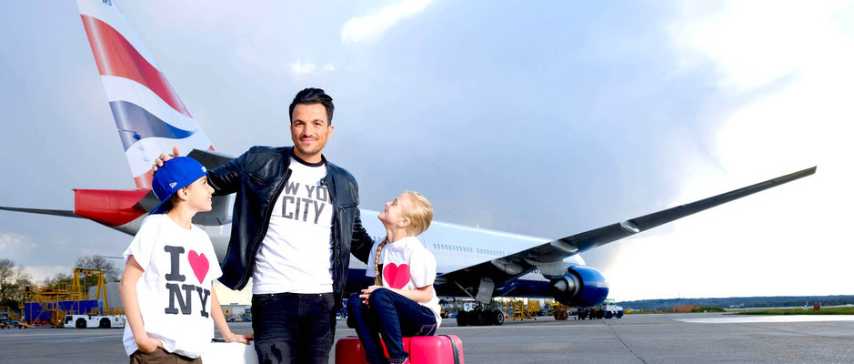 PETER ANDRE TAKES A BITE OUT OF THE BIG APPLE